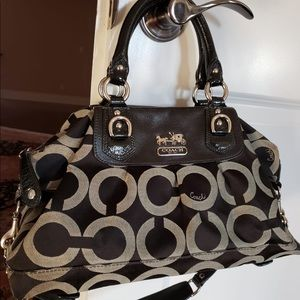 Real Coach Purse!!